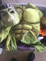 Halloween costumes in Yucca Valley, California