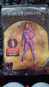 New Medium Pink Ranger Costume Adult in Ramstein, Germany
