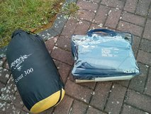 air mattress & sleeping bag in Ramstein, Germany