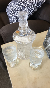 Three Piece Glass Set in Fort Leonard Wood, Missouri