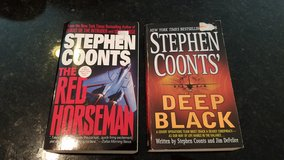 Stephen Coonts The Red Horseman Deep Black in Naperville, Illinois