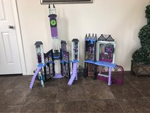 Haunted Monster High High School & Doll in El Paso, Texas