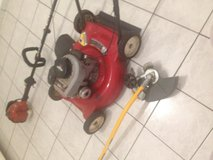Lawnmower , Edger and weed eater in Wiesbaden, GE