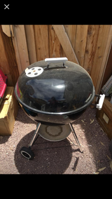 "Weber 22"" Charcoal BBQ in Fort Irwin, California"