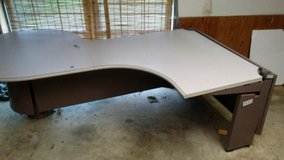 3 Piece Commercial Desk in Fort Leonard Wood, Missouri