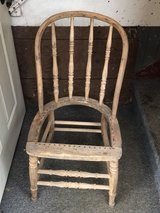 Antique Windsor Chair in Sandwich, Illinois