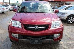 2002 Acura MDX - Backup Camera - One Owner in Conroe, Texas