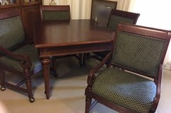 Table and Chair Set in Fort Polk, Louisiana