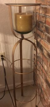 Candle Stand - Glass in Fort Polk, Louisiana