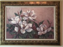 Beautiful Oil Painting with Frame in Kingwood, Texas
