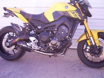2015 Yamaha FZ09-Low miles SUPER SHARP in Alamogordo, New Mexico
