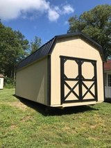10x20 Lofted Barn in Murfreesboro, Tennessee