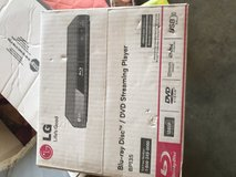 LG blu Ray player in Travis AFB, California