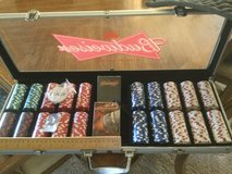 Budweiser Case of Poker Chips in Yucca Valley, California