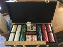 Case of 300 Poker Chips in Yucca Valley, California
