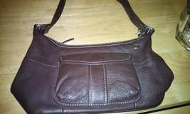 Genuine Leather Fossil Handbag in Beaufort, South Carolina