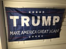 Trump Make America Great Again Banner/Flag 3 X 5 in Fort Knox, Kentucky
