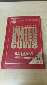 United States coin book in 29 Palms, California