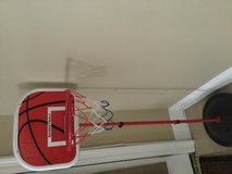 Basketball hoop in Keesler AFB, Mississippi