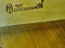 signed Thomasville chalk painted chest in Cherry Point, North Carolina