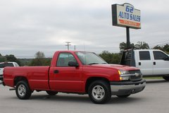 2003 Chevrolet Silverado 1500 Reg Cab Low Miles One Owner Truck #10779 in Louisville, Kentucky
