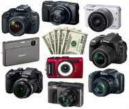 Buying cameras in Camp Lejeune, North Carolina