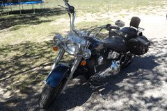 1998 Harley Fat Boy Softail in Alamogordo, New Mexico