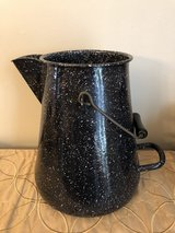 Graniteware Vollrath USN Large Coffee Pot with Lid in Naperville, Illinois