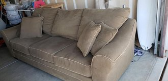 Couch & Loveseat- Comfy/ Great Condition! in Camp Pendleton, California