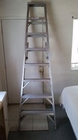 aluminum 8ft ladder in Oceanside, California