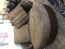 Loveseat with ottoman in Camp Pendleton, California