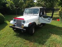 1990 Jeep Wrangler Standard in Hopkinsville, Kentucky
