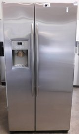25 CU. GE PROFILE ARCTICA SIDE-BY-SIDE REFRIGERATOR in Camp Pendleton, California