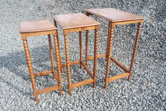 set of 3 nesting tables in Ansbach, Germany