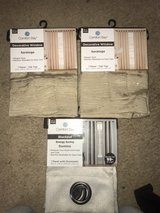 3 sets of curtains in Fort Polk, Louisiana
