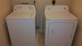 Kenmore Washer & Dryer Set REDUCED PRICE in Kaneohe Bay, Hawaii