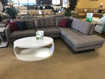 Oliver Collection Sectional Sofa (FULLY CUSTOMIZABLE)   $1799 in Miramar, California