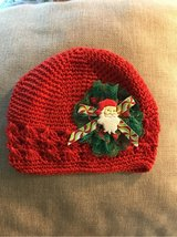 Baby Crochet Christmas themed hat-NEW in St. Charles, Illinois