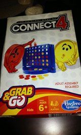 CONNECT FOUR GRAB AND GO GREAT OF ROAD TRIPS W/ KIDS in Beaufort, South Carolina