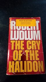Robert Ludlum The City of the Halidon in Aurora, Illinois