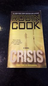 Robin Cook Crisis in Batavia, Illinois