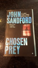 John Sanford Chosen Prey in Aurora, Illinois