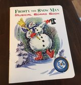Frosty Board Book in Joliet, Illinois