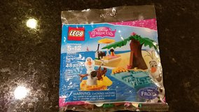 Lego #30397 Olaf's Summertime Fun Polybag NEW in Naperville, Illinois