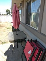 Patio Table with chairs in Camp Pendleton, California
