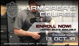 AR ARMORERS COURSE THIS SATURDAY! in Fort Campbell, Kentucky