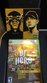 DJ hero Xbox 360 JayZ vs Eminem in Yucca Valley, California