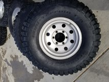 Toyota chevy tires wheels in Yucca Valley, California