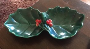 Lefton Handled Candy Dish in Yorkville, Illinois