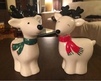 Reindeer S & P Shakers in Chicago, Illinois